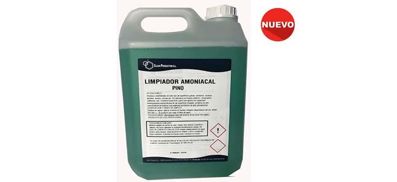 Detergente Amoniacal Pino Suelos