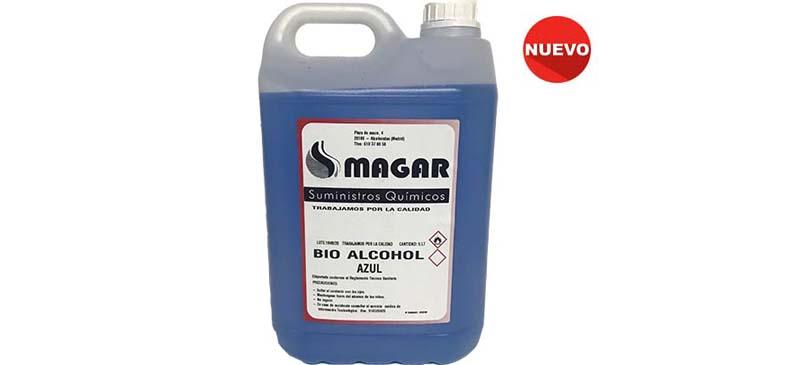 Bio-Alcohol Azul