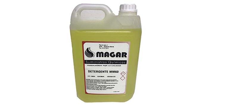 Detergente De Lavavajillas MM-60