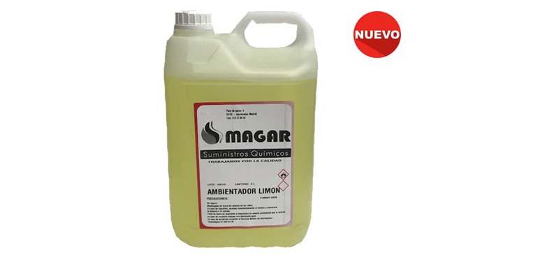 Ambientador Limon
