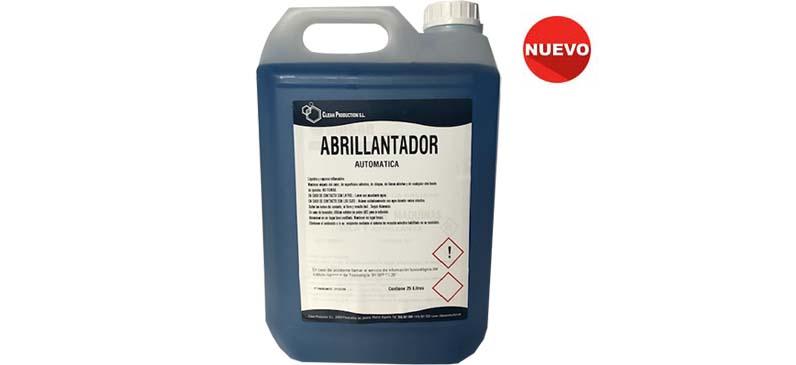 Abrillantador De Lavavajillas Automaticas