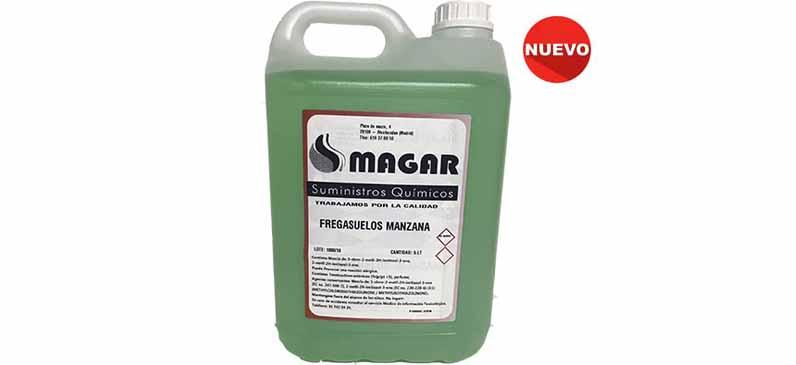 Detergente Limpiasuelos Manzana